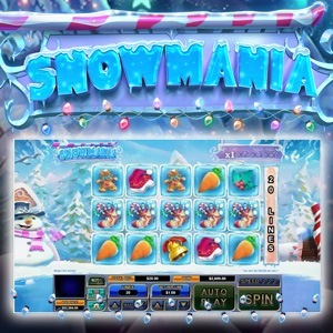 Snowmania Mobile Screenshot
