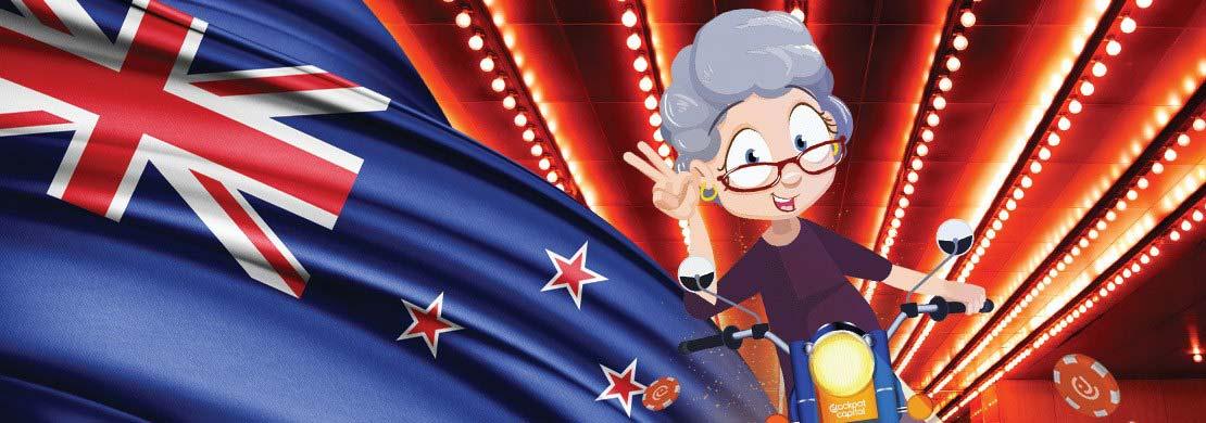 The Best New Zealand Online Casino Jackpot Capital Online Casino