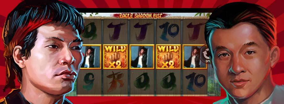 Eagle Shadow Fist Online Slot