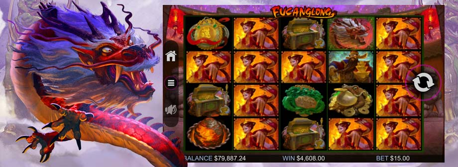 Fucanglong Online Slot Game