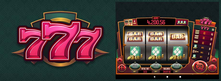 Get Free Spins for 777 in our Online Casino today!